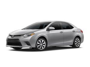Toyota Corolla Accidents